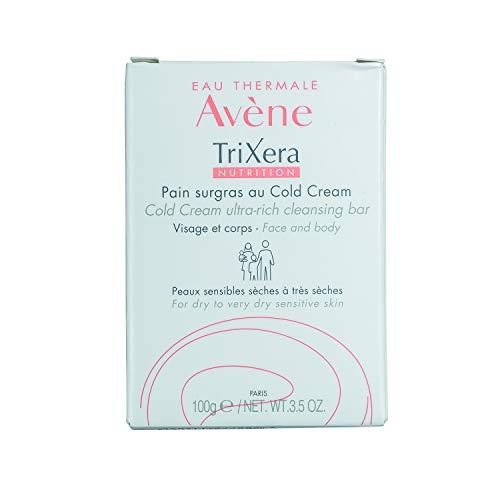 Avene Trixera Jabón Con Cold Cream 100g