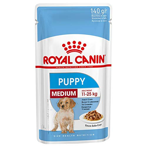 ROYAL CANIN Wet Medium Puppy/Junior 40 x 140 g