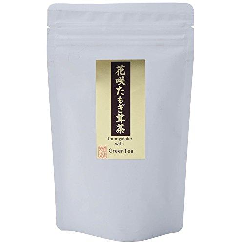 アスリー 花咲たもぎ茸茶 緑茶 ティーバッグ 50g