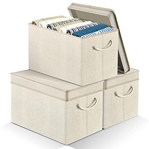 Cajas Decorativas Para Almacenar Con Tapa cajas decorativas para almacenar  Marca APLKER
