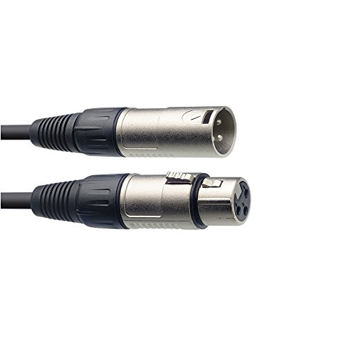 Stagg SMC6 6 metre standard microphone cable