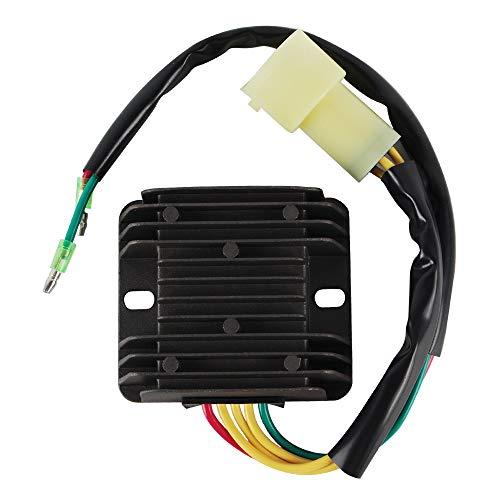 GooDeal Voltage Regulator Rectifier For Honda 300 TRX300 TRX300FW Fourtrax 4x4 93-00