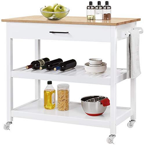 Yaheetech Küchenwagen Bild