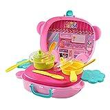 JoyFan Nettes Spielhaus Spielzeug Set Babyspielzeug Spielhaus Spielzeug Frühkindliche Aufklärung...