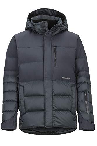 Marmot Herren Hardshell Ski- Und Snowboard Jacke, Winddicht, Wasserdicht, Atmungsaktiv Shadow, Black, S, 74830