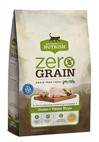 Rachael Ray Nutrish Zero Grain Natural Dry Cat Food