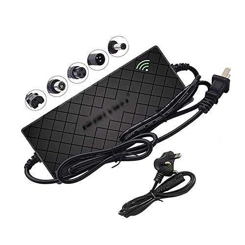RLRL 29,4 V 42 V 54,6 V 2A | Cargador de Adaptador de Corriente alterna para Cargador de batería de Scooter eléctrico de 2 Ruedas autoequilibrado (Color : F, Size : 42V 2A)