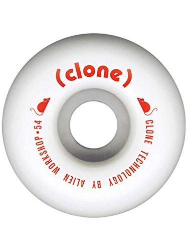 Alien Workshop Clone Conical Gioco di 4Ruote Unisex, Unisex, Clone Conical, Multicolore, 52 mm