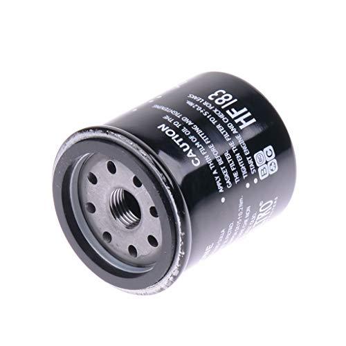 Ölfilter Hiflo Schwarz GTS 300 MA33 17-18