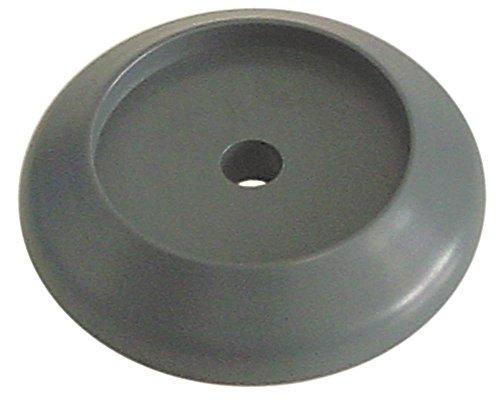 Colged sockel för diskmaskin AUTOMATICA, GL71, 74-CRP, GL74A, 72-CRP för rullrulle, huvud yttre 64 mm huvmekanik grå