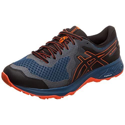 Asics Gel-Sonoma 4 G-TX, Zapatillas de Running Hombre, Azul (Mako Blue/Koi 400), 43.5 EU