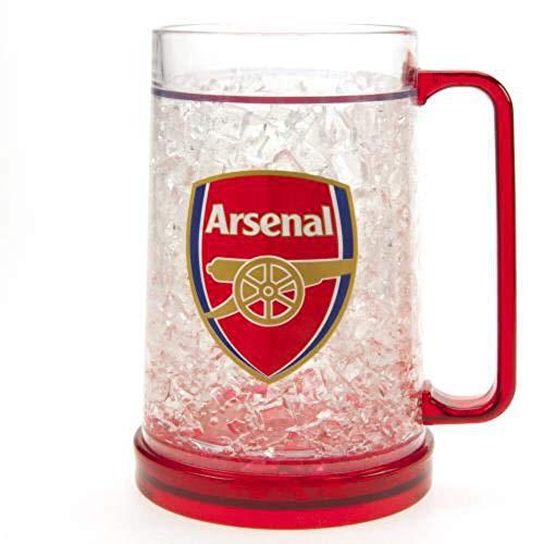 Arsenal F.C. Plastic Freezer Tankard