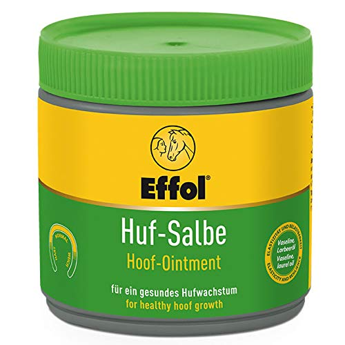 Effol 11061200 Huf-Salbe, 500 ml, grün