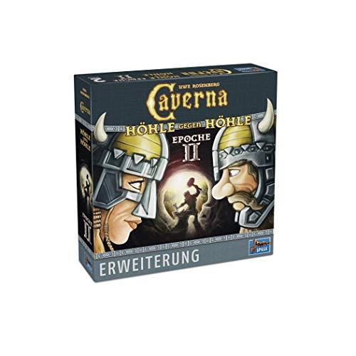 Lookout Games 22160100 Caverna Höhle-Epoche 2: Die Eisenzeit (Erweiterung)
