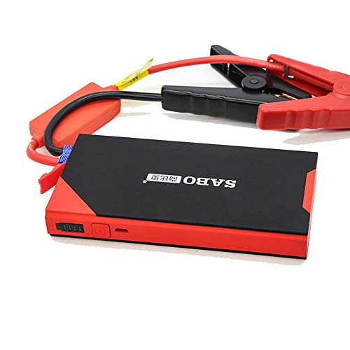 Buy Bargain Car Jump Starter,300A Peak 10800Mah 12V Car Battery Booster (Up to 2L Gas Or Diesel Engi...