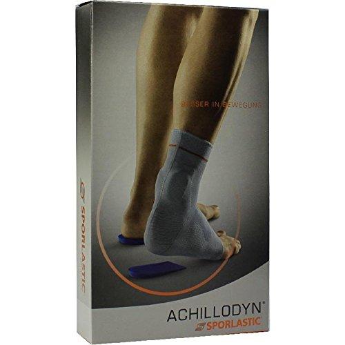 Preisvergleich Produktbild ACHILLODYN Achillessehnenband.Gr.3 schwarz 07071 1 St Bandage