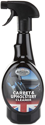 ASTONISH C1526 Car Carpet Cleaner Producto de Limpieza y Desodorantes para Alfombras, Set de 12