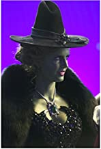 Rebecca Mader Once Upon a Time as Wicked Witch one set facing and looking slight left 8 x 10 Inch Photo