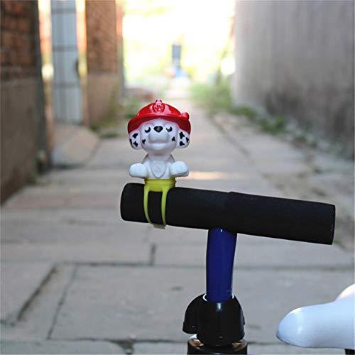 Tier Fahrrad Ring Glocke Kinder Fahrrad Glocke Kleine Cartoon Ente Glocken Kopf Licht Glocke Mountainbike Lenker Cartoon Ring Glocke