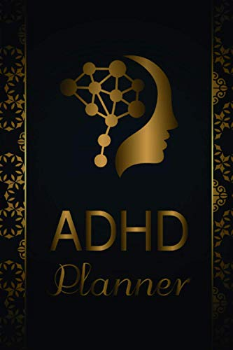 ADHD Habit Behavior Planner :: ADHD Habit Behaviour Impulses Daily Tracker, Attention Deficit Hyperactivity Disorder, ADHD Planner for teens, kids, student, adults, ADHD 120 organizer pages, 6' x 9'