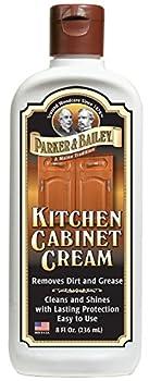 Parker & Bailey Kitchen Cabinet Cream 8oz 8 ounces White