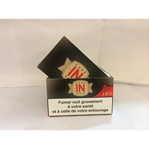 Boite de 25 Cahiers Feuilles à Rouler - Done In Paper
