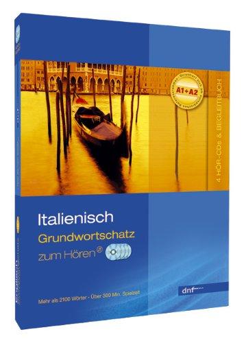 Audio-Trainer Grundwortschatz, Italienisch