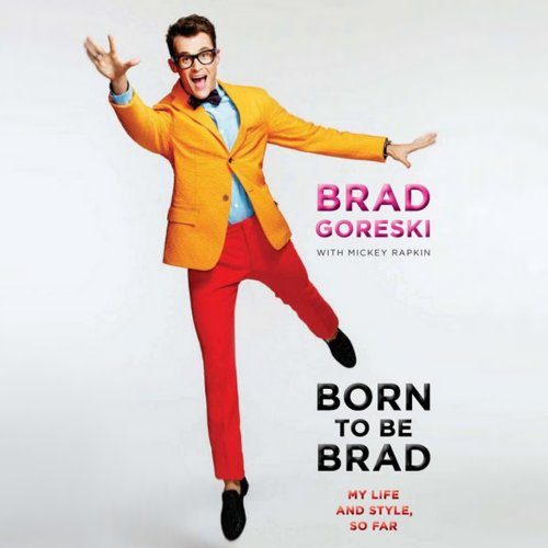 Born to Be Brad audiobook cover art