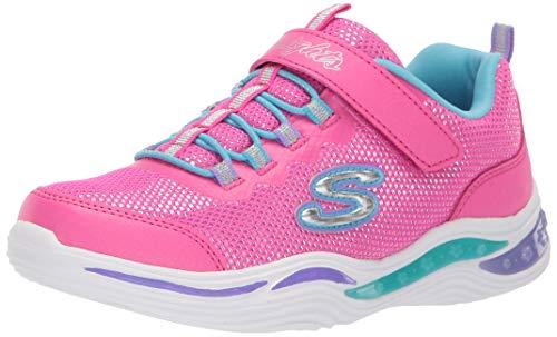 Skechers Power Petals - Zapato deportivo para niñas