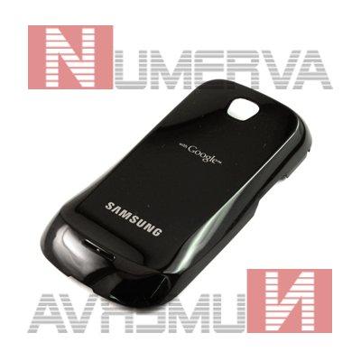 Samsung Gt-i5800 i-5800 Galaxy 3 Akkudeckel Black