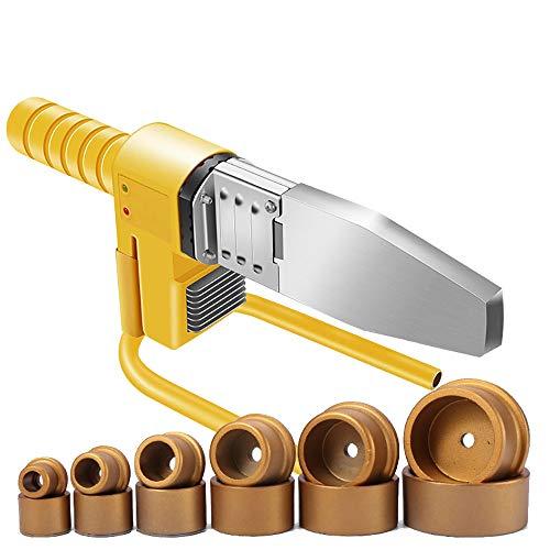 Industrial Muffenschweißgerät, Rohrschweißgerät 220V -Gelb,1000w(20~63mm) standard