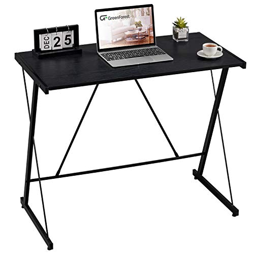 """GreenForest Small Computer Desk 35"""" Now $29.99 (Was $52.99)"""