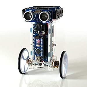 KLiK Robotics T-Bot - Robot de equilibrio automático - Build Programa Play