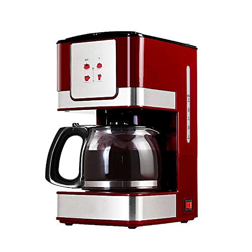 Buy Coffee Machine Portable Coffee Maker Machine Household Office American Style Drip 6Cup Tea Coffe...