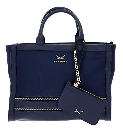 Sansibar Zip Bag Ocean