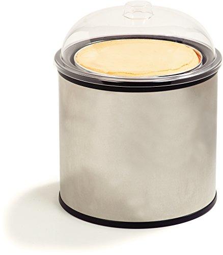 Carlisle 38655 Coldmaster Ice Cream Shroud Only, Stainless Steel