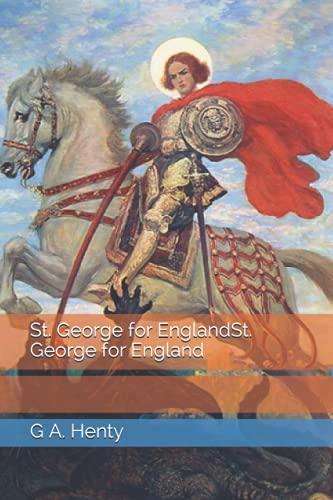 St. George for EnglandSt. George for England