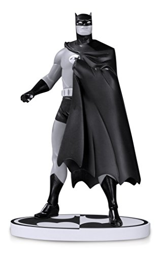 DC COMICS Batman Darwyn Cooke Second Edition Statue Noir/Blanc