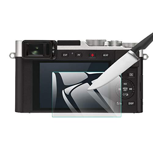 EternalStars 3枚セット 液晶保護フィルム for LEICA デジタルカメラ ライカ LEICA D-LUX TYP109専用 硬度9H 高透過率 耐指紋 気泡無し 強化ガラス 厚さ0.3mm (LEICA D-LUX TYP109専用)