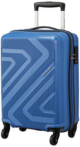 [カメレオン] スーツケース キャリーケース キザ スピナー 55/20 TSA 機内持ち込み可 保証付 35L 2.3kg アッシュブルー