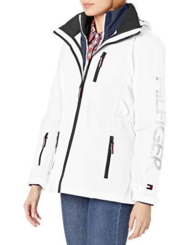 QUEENIEKE Women's Sports Define Jacket Slim Fit and Cottony-Soft Handfeel Size M Color Black Pro