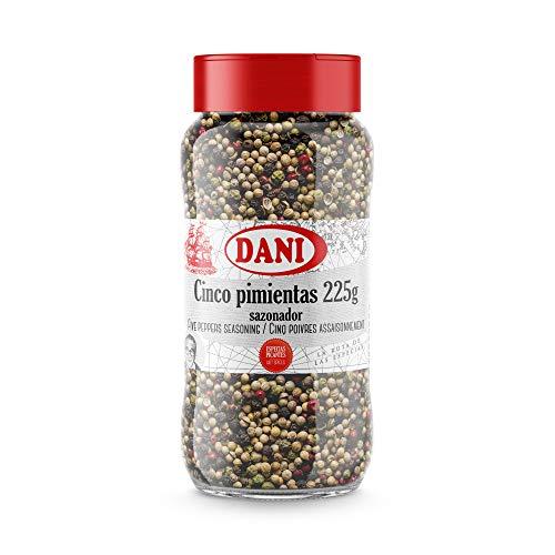 Dani - Cinco pimientas 230 gr.