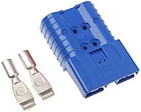SRE 320 Amp blue 36V connector with AWG 2/0 contacts