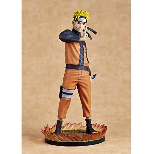 HOOPOO Spielzeug Statue Naruto Spielzeug Modell Cartoon Charakter Geschenk/Sammlerstück/Whirlpool Naruto 26CM