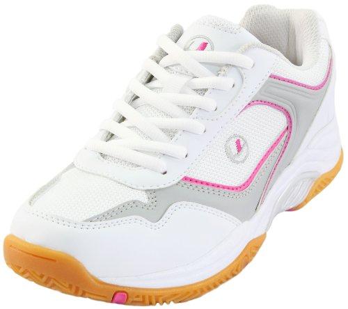 Summary GmbH (Shoes) Ultrasport Sport Indoor Schuh,10070, Damen Sportschuhe - Indoor, Weiss (White/pink 100), EU 37