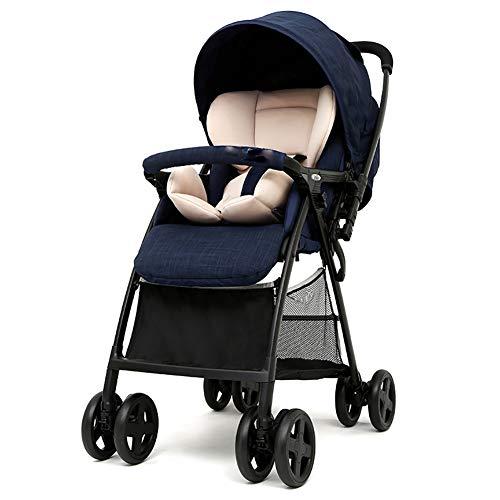 New AMENZ Stroller Buggy Pushchair Carriage Cart Anti Shock Improve Vision All Terrain Large Cushion...