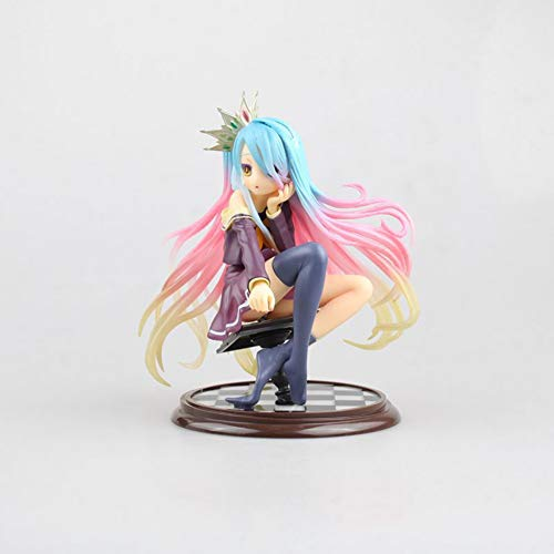 Game of Life Anime Model Hand-Made PVC Crafts, is The Best Choice for Creative Gifts and Home Decoration Z-2020-7-20 image