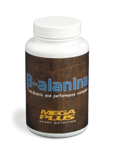 Megaplus B-Alanine - Pack of 60 Capsules