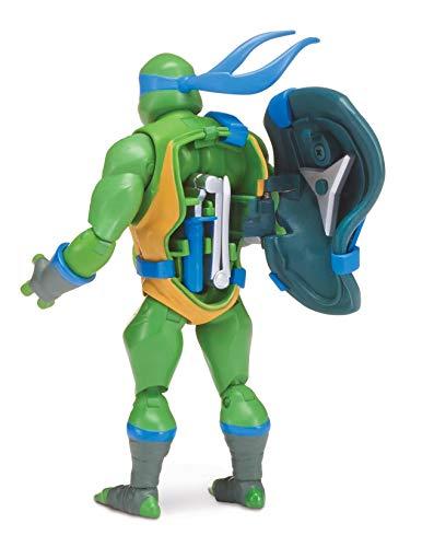Giochi Preziosi TU202000 Flair The Rise of The Teenage Mutant Ninja Turtles Basic Action Figures Asst-Wave 2, Multicolour
