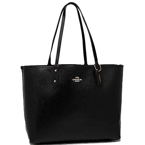 SALE ! New Guaranteed Authentic Genuine COACH Extra Large XL Shoulder Tote Bag in Monogram Brown & Black!